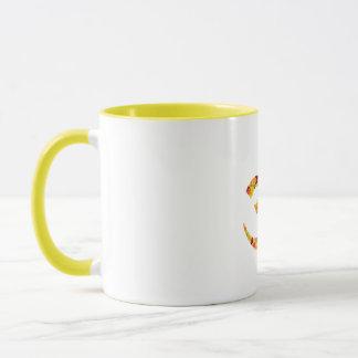 Symbol aum or ohms. ADD your own text! Mug