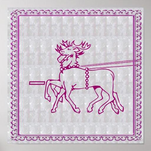 Symbol Happy Christmas joyeux Noël Holidays Decor Posters