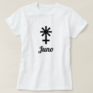 ⚵ Symbol of asteroide Juno T-Shirt