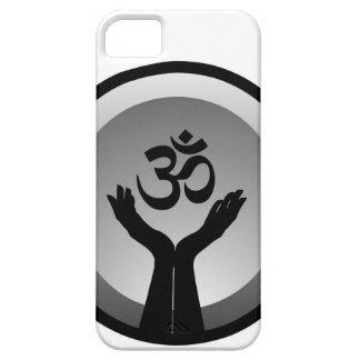 Symbol of Hinduism- om symbol iPhone 5 Case