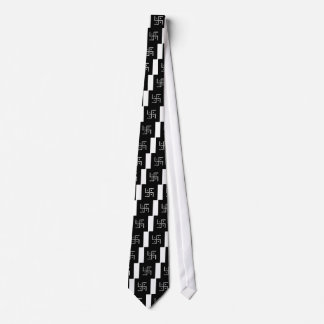Symbol of Hinduism Swastika Tie