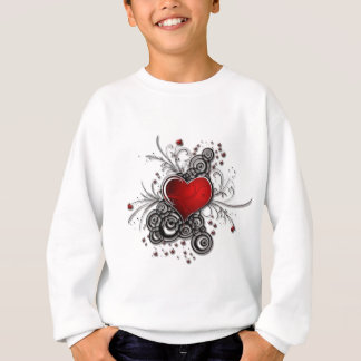 Symbol of love sweatshirt