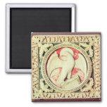 Symbol of St. John the Evangelist Magnets