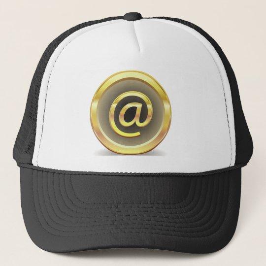 @ Symbol Trucker Hat