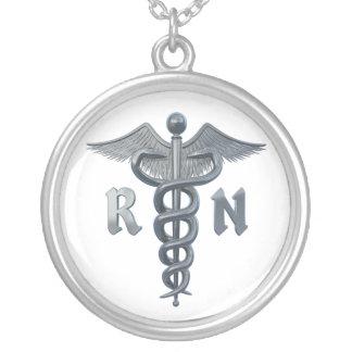 Symbole d infirmier autorisé pendentifs personnalisés