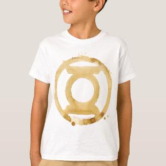 Symbole de lanterne de café t-shirt