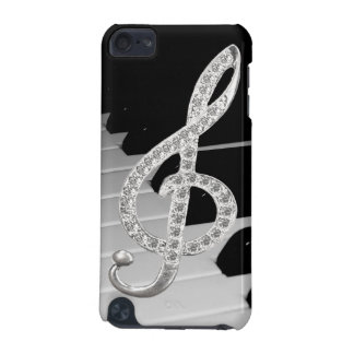 Symbole de musical de piano coque iPod touch 5G