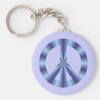 Symbole de paix symbole peace porte-clefs