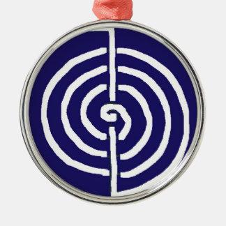 Symbolic Art : Reiki Chokurai Metal Ornament