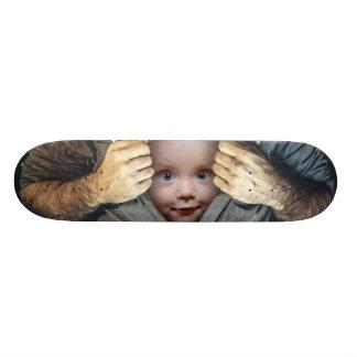 symbolic baby skate board