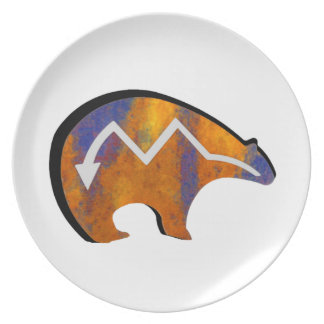SYMBOLIC OF STRENGTH DINNER PLATE