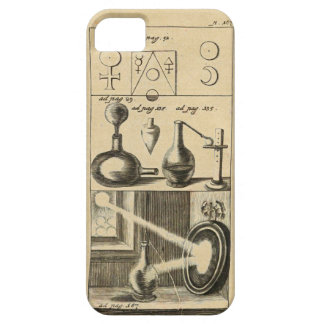 Symbols and Tools of An Alchemist Case For The iPhone 5