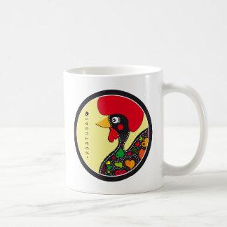 Symbols of Portugal - Rooster Coffee Mug