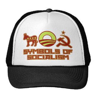Symbols of Socialism Hats