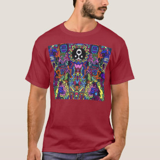 Symetrical Abstract T-Shirt