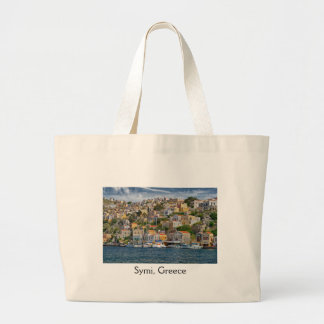 Symi Large Tote Bag