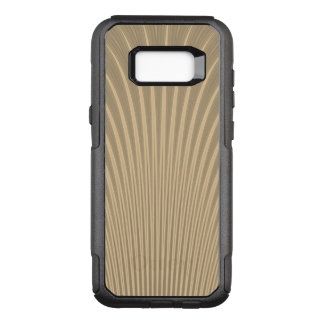 Symmetrical Abstract Pattern OtterBox Commuter Samsung Galaxy S8+ Case