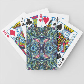Symmetry of Colors Bicycle Playing Cards
