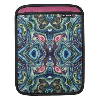Symmetry of Colors iPad Sleeve