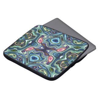 Symmetry of Colors Laptop Sleeve