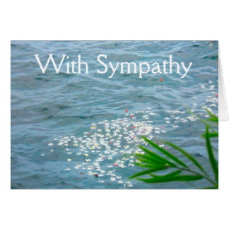Sympathy card for a Mother