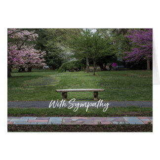 Sympathy Card for Losses of All Kinds