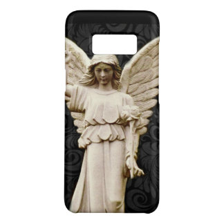 sympathy cemetery memorial Grief Gothic Angel Case-Mate Samsung Galaxy S8 Case