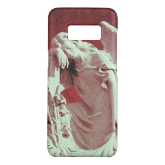 sympathy cemetery memorial Grief weeping Angel Case-Mate Samsung Galaxy S8 Case