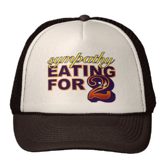 Sympathy Eating for Two Trucker Hat