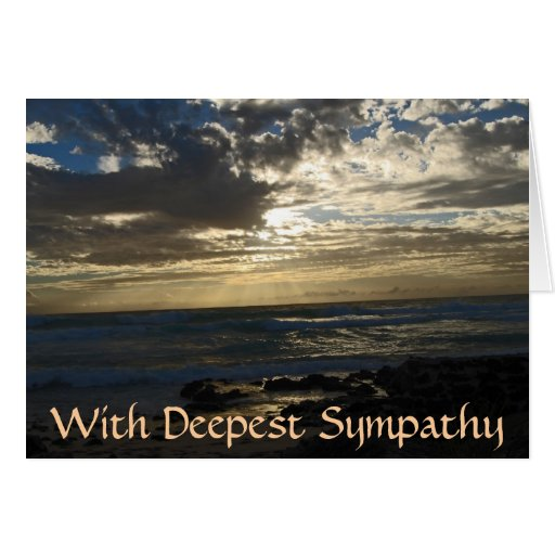 Sympathy for Loss of Mother Greeting Card