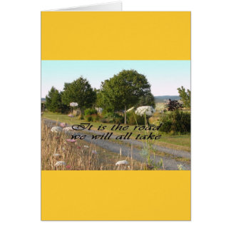 Sympathy-May You Find Comfort Trupeter Swans Cards