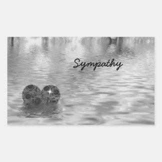 Sympathy! Sticker