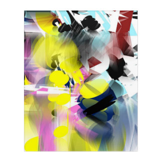 Symphone Acrylic Print