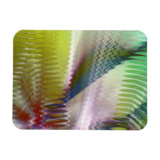 Symphonic II Rectangular Photo Magnet
