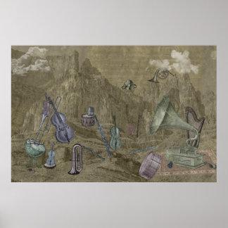 Symphonic Mountains Poster