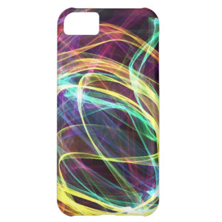Symphonie de couleurs - enveloppe de l'iPhone 5 Coque iPhone 5C