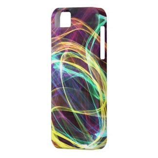 Symphonie de couleurs - enveloppe de l'iPhone 5 iPhone 5 Case