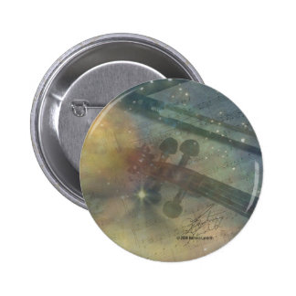 Symphony of Stars 2 Inch Round Button