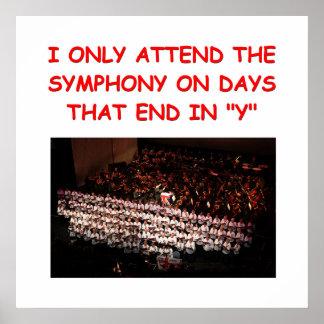 symphony print