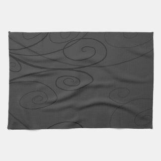 Symphony Swirl Hand Towels