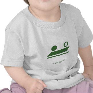 SymTell Green Self-Controlled Symbol Tshirt