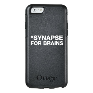 SYNAPSE FOR BRAINS - WHITE TEXT CASE