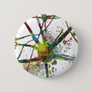 Synapses Medical Abstract Gift 2 Inch Round Button