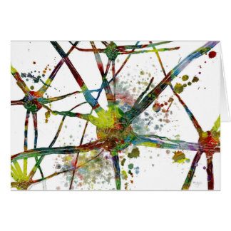 Synapses Medical Abstract Gift Card
