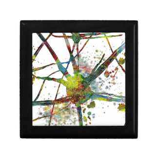 Synapses Medical Abstract Gift Gift Box