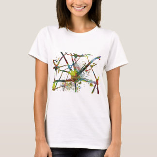 Synapses Medical Abstract Gift T-Shirt