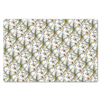 Synapses Medical Abstract Gift Tissue Paper