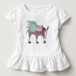 Synarv the space friend toddler t-shirt