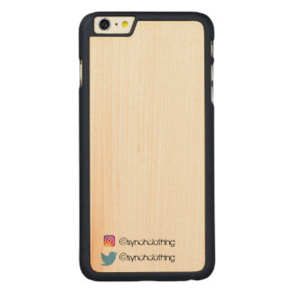 Synch Branded iPhone 6/6s Plus Case
