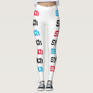 Synch Color Mix Leggings